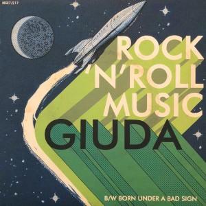 "GIUDA Rock'n'roll Music 7"""