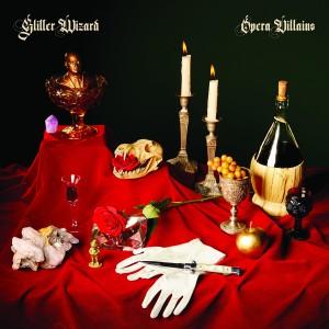 GLITTER WIZARD - Opera Villains LP