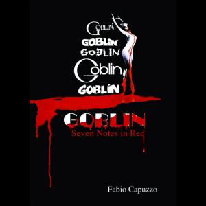 GOBLIN Seven Notes in Red KNJIGA