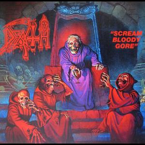 DEATH - Scream Bloody Gore LP