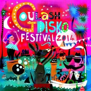 V/A - Goulash Disko Festival 2014 LP