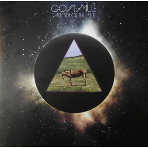 GOV'T MULE - Dark Side of the Mule 2LP