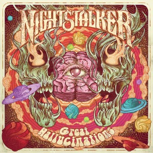 NIGHTSTALKER - Great Hallucinations LP