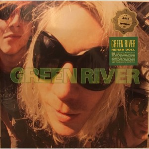 GREEN RIVER - Rehab Doll 2LP