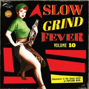 V/A - Slow Grind Fever 10 LP