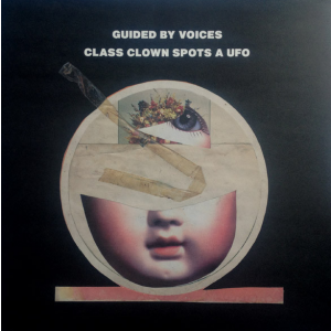 GUIDED BY VOICES - Class Clown Spots A UFO LP