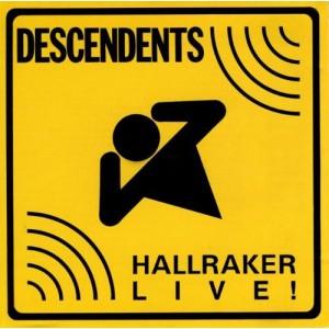 DESCENDENTS - Hallraker LP