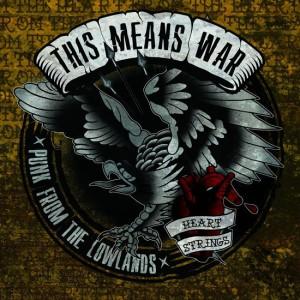 THIS MEANS WAR - Heart Strings LP
