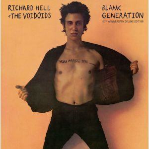 HELL, RICHARD & THE VOIVODS - Blank Generation LP