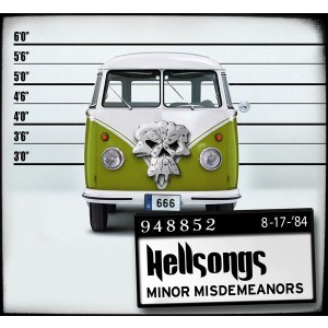 HELLSONGS - Minor Misdemeanors LP