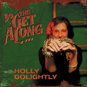 GOLIGHTLY, HOLLY - Do The Get Along ... LP
