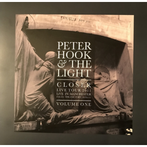 HOOK, PETER & THE LIGHT - Closer Live Tour 2011: Live in Manchester Volume 1 LP