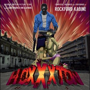 ROCKFORD KABINE - HoXXXton O.S.T. 2LP