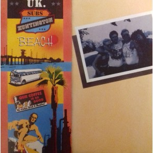 UK SUBS - Huntington Beach 2LP