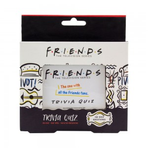 FRIENDS Card Game Trivia 2nd Edition IGRA