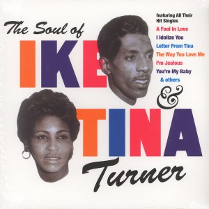 IKE & TINA TURNER - The Soul Of Ike & Tina Turner LP