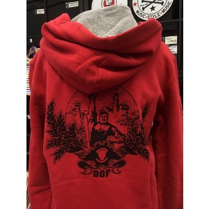 DIRTY OLD SHOP Dirty Old Festival HOODIE