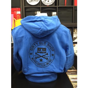 DIRTY OLD SHOP Shop Logo HOODIE