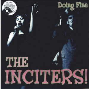 INCITERS - Doing Fine LP