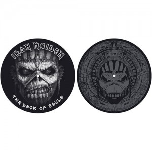 IRON MAIDEN Book Of Souls SLIPMAT