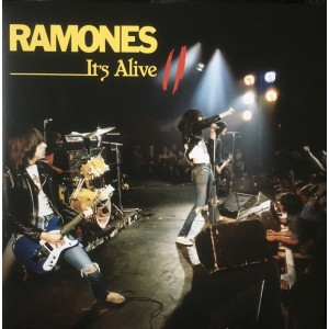 RAMONES - It's Alive II 2LP