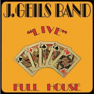 J.GEILS BAND - Live Full House LP