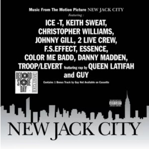 O.S.T. - New Jack City (Music From The Motion Picture) LP