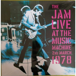 JAM - Live at the Music Machine 2nd March 1978 2LP