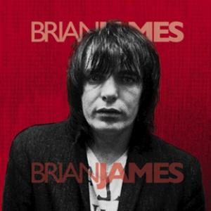 JAMES, BRIAN - s/t LP