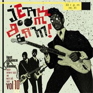 V/A - Jerk Boom Bam! Vol 10 LP