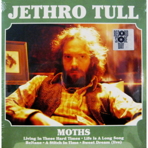 JETHRO TULL - Moths 10""