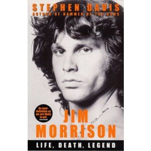 Morrison, Jim Life Death Legend KNJIGA