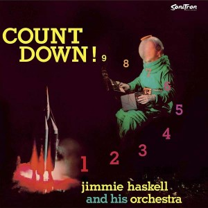 JIMMIE HASKELL AND HIS ORCHESTRA - Countdown! LP
