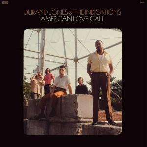 JONES, DURAND & THE INDICATIONS - American Love Call LP
