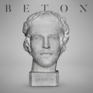KANDŽIJA - Beton CD