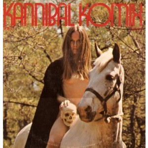 KANNIBAL KOMIX - Kannibal Komix LP