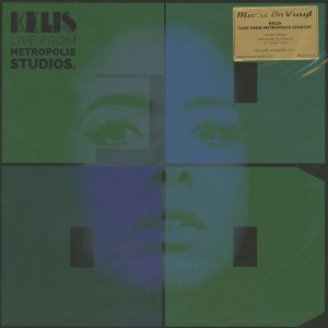 KELIS - Live From Metropolis Studio LP