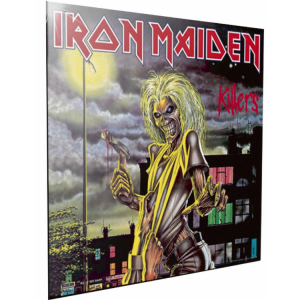 IRON MAIDEN Killers SLIKA