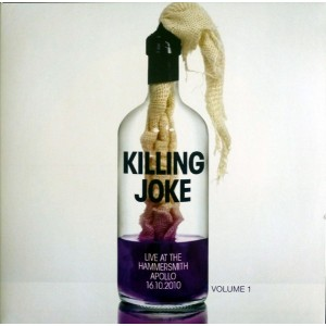KILLING JOKE - Live At The Hammersmith Apollo vol. 1 LP