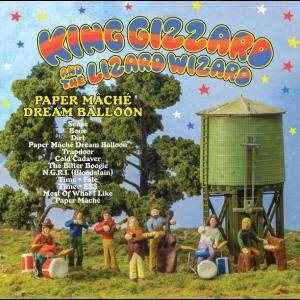 KING GIZZARD AND THE LIZARD WIZZARD - Paper Mache Dream Balloon LP
