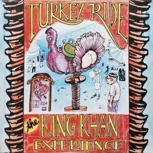 KING KHAN - Turkey Ride LP