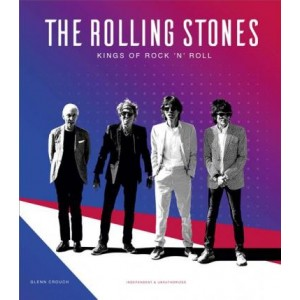 Rolling Stones Kings of Rock'n'roll KNJIGA