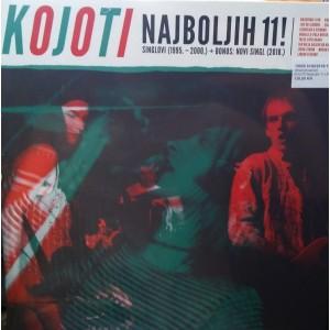 KOJOTI - Najboljih 11! LP