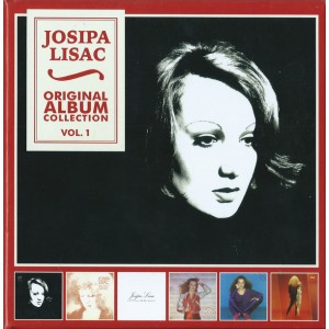 LISAC, JOSIPA - Original Album Collection Vol. 1 6CD BOX SET