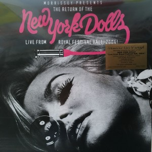 NEW YORK DOLLS -  Live From Royal Festival Hall, 2004 2LP