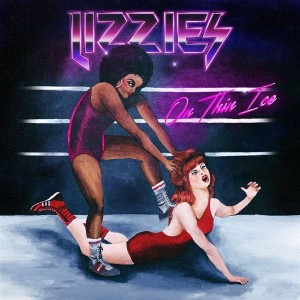 LIZZIES - On Thin Ice LP