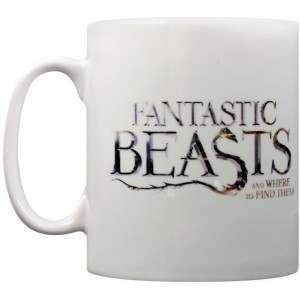 FANTASTIC BEASTS Logo ŠALICA