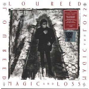 REED, LOU -  Magic And Loss LP