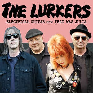 LURKERS Electrical Guitar 7""