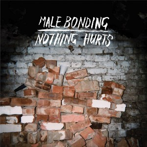 MALE BONDING - Nothing Hurts LP